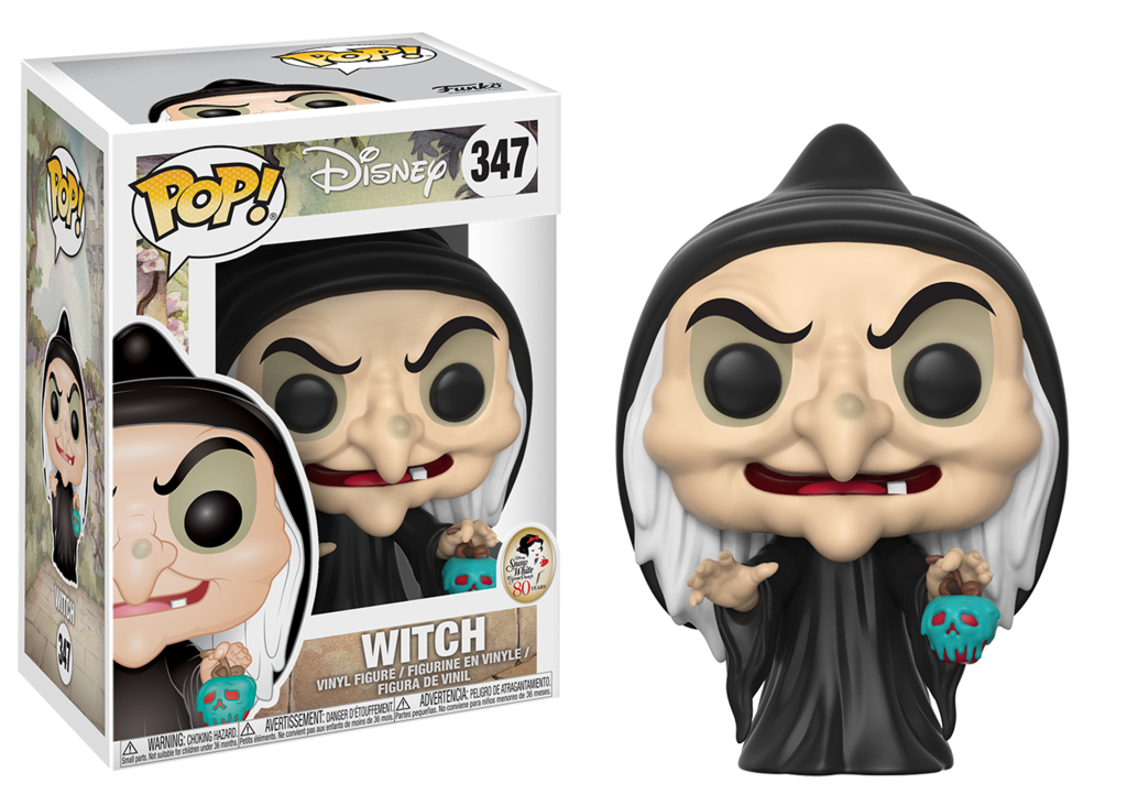 POP! Disney 347: Snow White - Witch