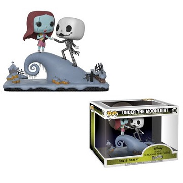 POP! Disney #458: The Nightmare Before Christmas- Under The Moonlight