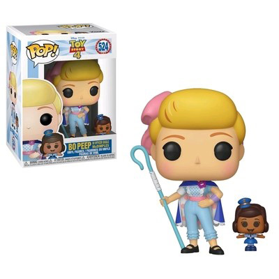 POP! Disney 524: Toy Story 4- Bo Peep with McDimples
