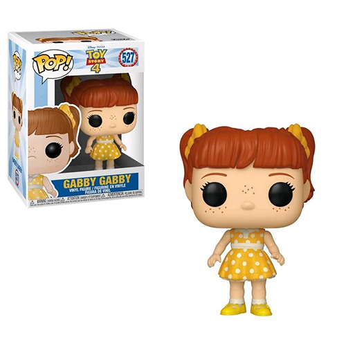 POP! Disney 527: Toy Story 4- Gabby Gabby