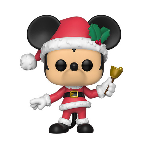 POP! Disney: Holiday - Mickey