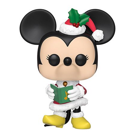 POP! Disney: Holiday - Minnie