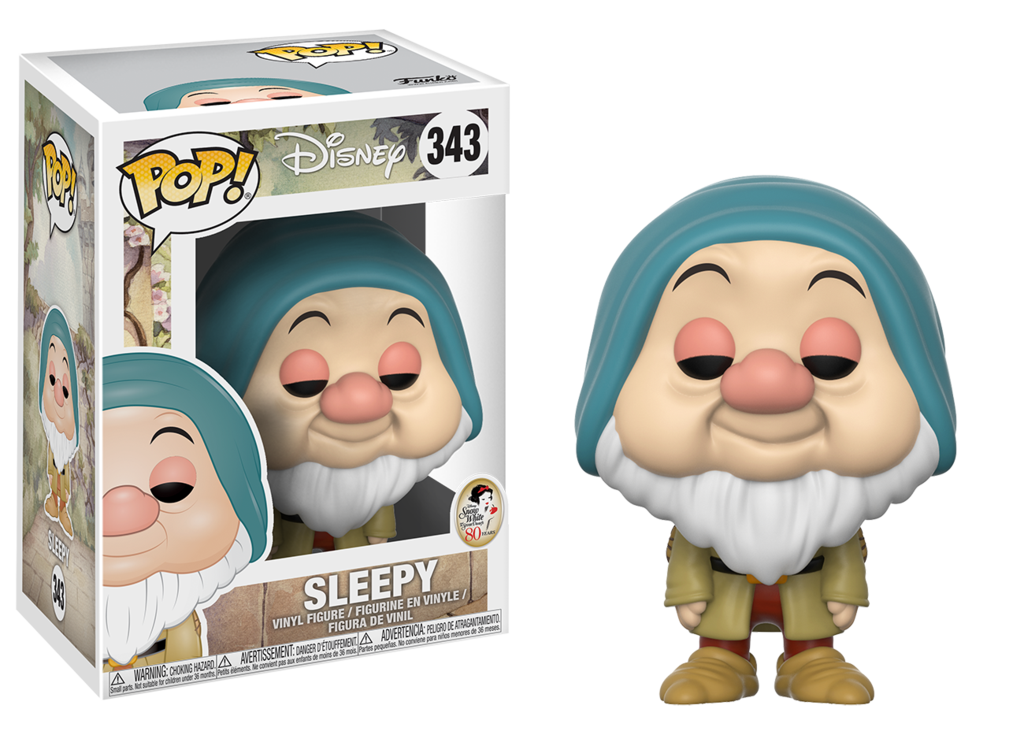 POP! Disney 343: Snow White - Sleepy