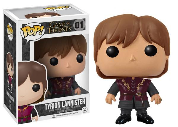 POP! Game Of Thrones 001: Tyrion Lannister