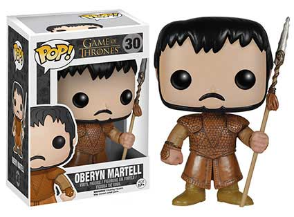 POP! Game Of Thrones 030: Oberyn Martell