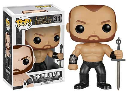 POP! Game Of Thrones 031: The Mountain