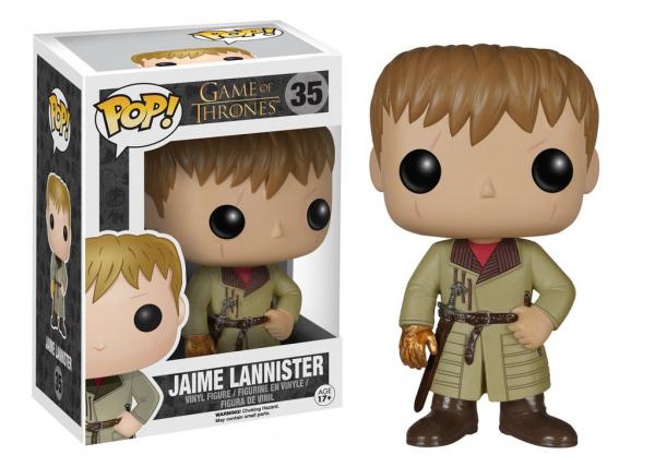 POP! Game Of Thrones 035: Jamie Lannister (Gold Hand)
