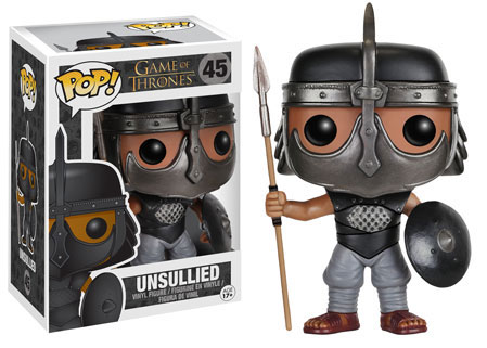 POP! Game Of Thrones 045: Unsullied