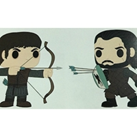 POP! Game Of Thrones: Battle Of The Bastards