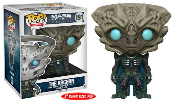POP! Games 191: Mass Effect Andromeda- Archon