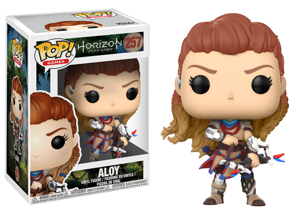 POP! Games 257 : Horizon Zero Dawn- Aloy