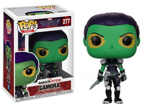POP! Games 277: Guardians of the Galaxy The Telltale Series: Gamora