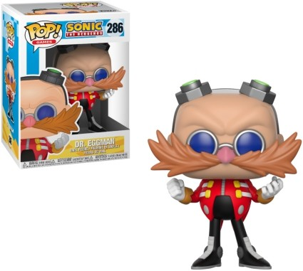 POP! Games 286: Sonic the Hedgehog- Dr. Eggman