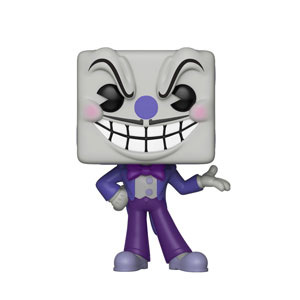 POP! Games: Cuphead- King Dice