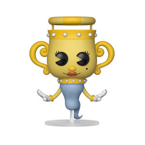 POP! Games: Cuphead- Legendary Chalice