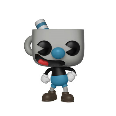 POP! Games: Cuphead- Mugman