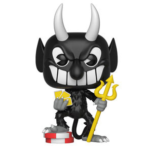 POP! Games: Cuphead- The Devil