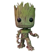 POP! Marvel 049: Guardians of the Galaxy: Groot