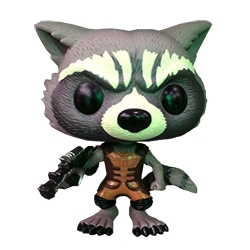 POP! Marvel 048: Guardians of the Galaxy: Rocket Raccoon