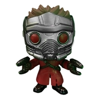 POP! Marvel 047: Guardians of the Galaxy: Star-Lord