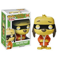 POP! Animation 004: Hana-Barbera- Hong Kong Phooey