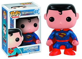 POP! Heroes 007: DC Universe- Superman (PX Exclusive Version)