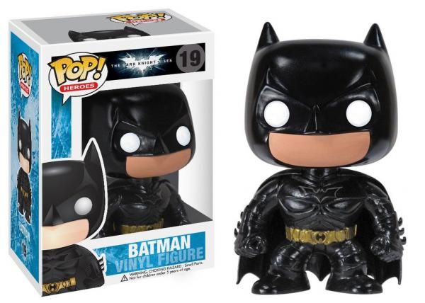 POP! Heroes 019: The Dark Knight Rises- Batman