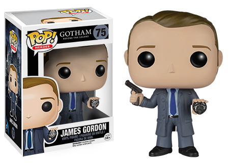 POP! Heroes 075: Gotham- James Gordon