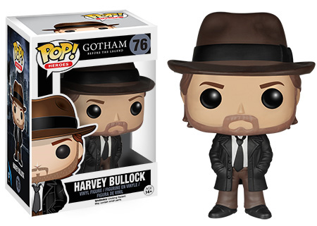 POP! Heroes 076: Gotham- Harvey Bullock