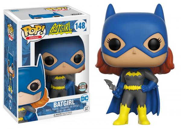 POP! Heroes 148: Batgirl (Specialty Series)