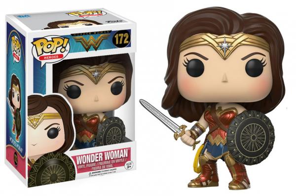 POP! Heroes 172: Wonder Woman- Wonder Woman