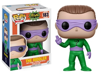 POP! Heroes 183: Classic Batman- The Riddler