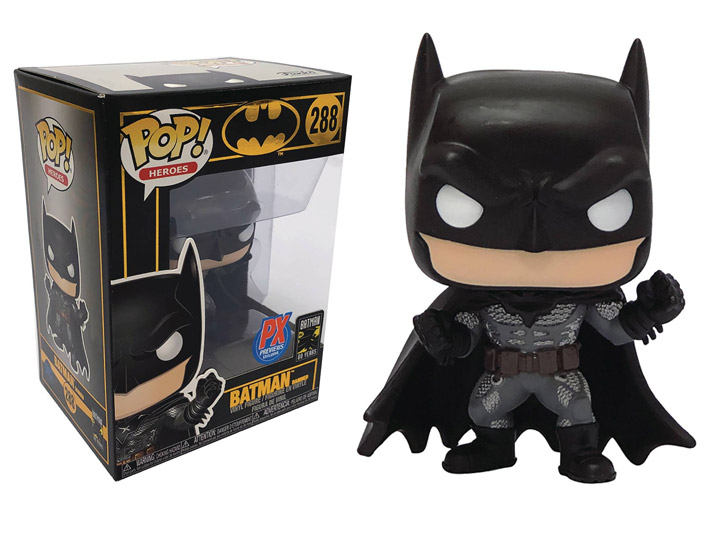 POP! Heroes 288: Batman 80th Anniversary: Batman Damned (PX Exclusive)