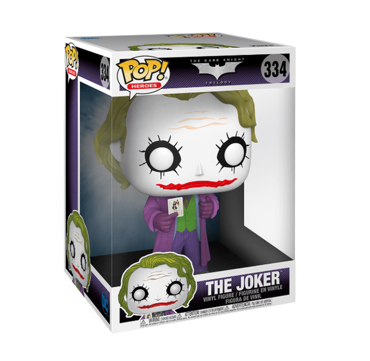"POP! Heroes: The Joker 10"" [Damaged Box]"