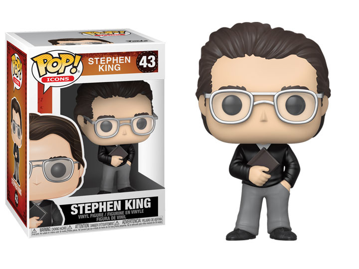 POP! Icons #043: Stephen King