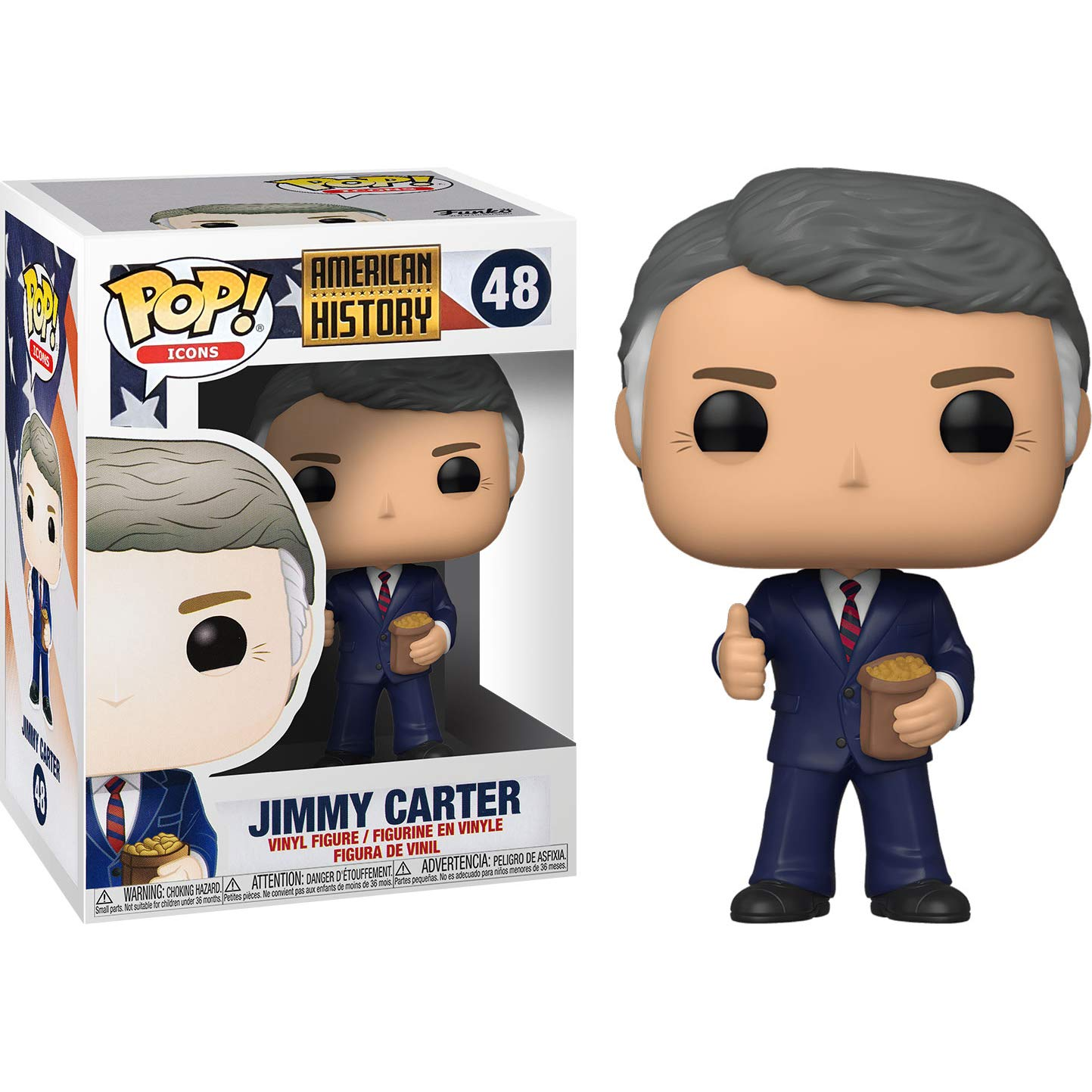 POP! Icons #048: Jimmy Carter