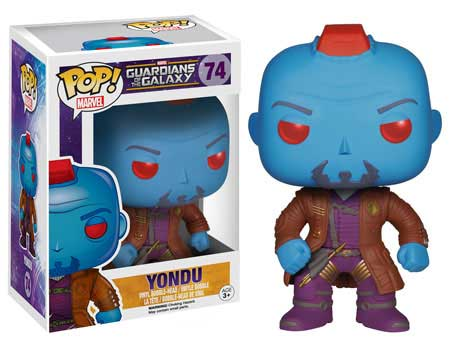 POP! Marvel 074: Guardians of the Galaxy: Yondu