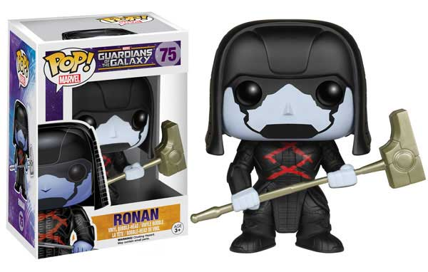 POP! Marvel 075: Guardians of the Galaxy: Ronan