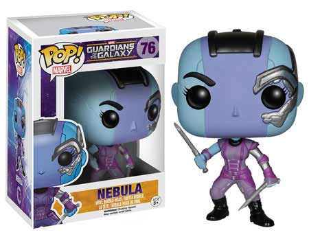 POP! Marvel 076: Guardians of the Galaxy: Nebula