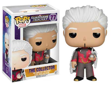 POP! Marvel 077: Guardians of the Galaxy: The Collector