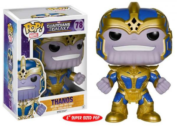 POP! Marvel 078: Guardians of the Galaxy: Thanos