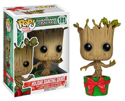 POP! Marvel 101: Guardians of The Galaxy- Holiday Dancing Groot
