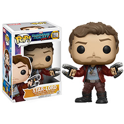 POP! Marvel 198: Guardians of the Galaxy Vol. 2: Star-Lord