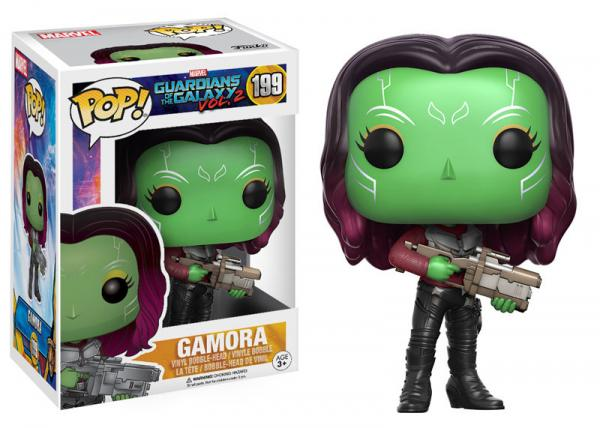 POP! Marvel 199: Guardians of the Galaxy Vol. 2: Gamora