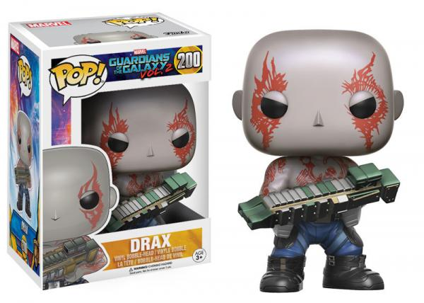 POP! Marvel 200: Guardians of the Galaxy Vol. 2: Drax