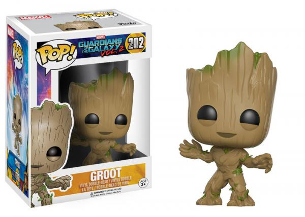 POP! Marvel 202: Guardians of the Galaxy Vol. 2: Groot