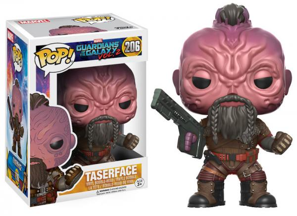 POP! Marvel 206: Guardians of the Galaxy Vol. 2: Taserface