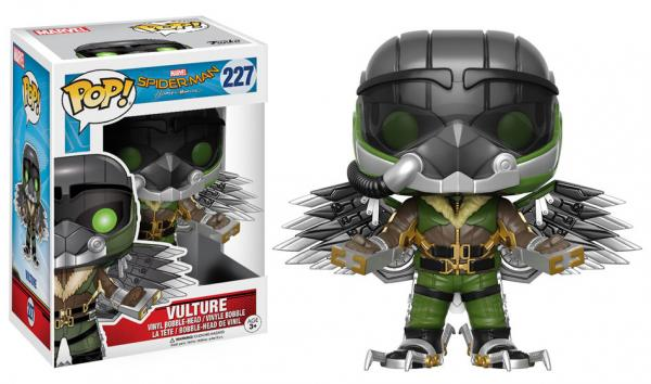 POP! Marvel 227: Spiderman Homecoming- Vulture