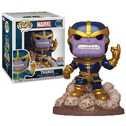 Avengers Mug Thanos Moulded Purple 13x12x13.5cm