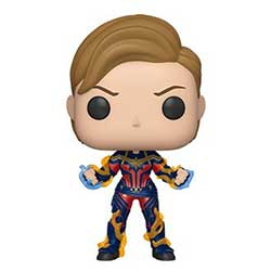 POP! Marvel: Endgame: Captain Marvel with New Hair